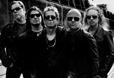 """Loutallica, projeto de Lou Reed com o Metallica, divulga capa de """"Lulu"""""""
