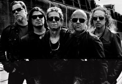 """Ouça um trecho de """"The View"""", faixa do projeto musical de Lou Reed e Metallica"""