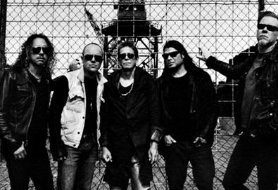 Metallica e Lou Reed se apresentam no programa de Jools Holland; veja aqui