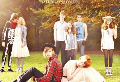Saturdays=Youth