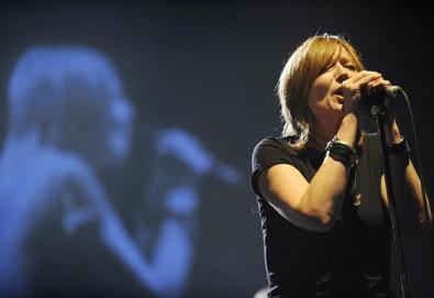 Portishead lamenta ter que dividir o mesmo palco que o Coldplay