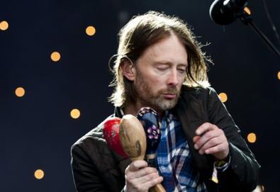 Radiohead confirma shows na Itália e Alemanha