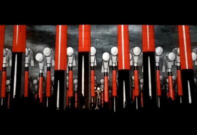 """Integrantes do Pink Floyd se reúnem em Londres; assista aqui """"Comfortably Numb"""""""