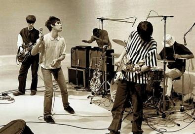 Stones Roses de volta aos palcos