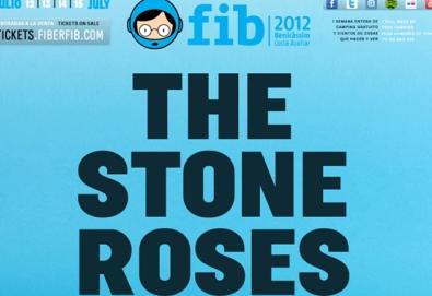 Stone Roses será uma das atrações do FIB 2012