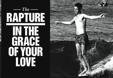 "The Rapture divulga ""In The Grace of Your Love"" na internet"