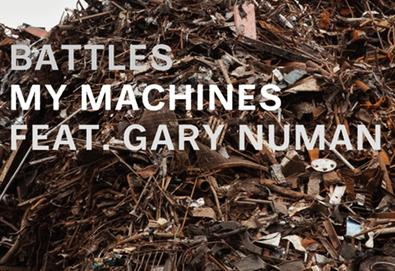 """My Machines"", novo vídeo do Battles, traz vocais de Gary Numan"