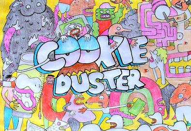 Brendan Canning (BSS) apresenta música de sua banda Cookie Duster