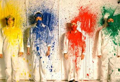 """Novo vídeo do Ok Go já ultrapassa 4 milhões de visualizações; veja aqui """"Needing/Getting"""""""
