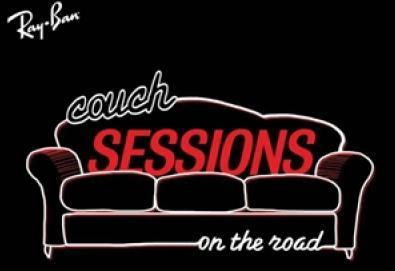 Ray-Ban Couch Sessions On The Road apresenta: Vivendo do Ócio