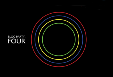 "Ouça o novo disco do Bloc Party: ""Four"""