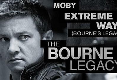 Moby na trilha sonora de The Bourne Legacy