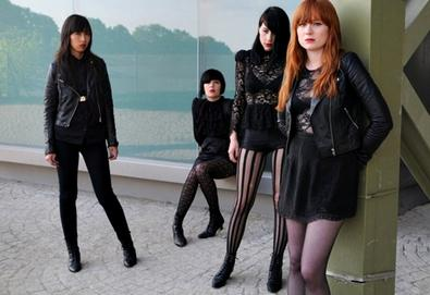 Novo trabalho do Dum Dum Girls tem produção de Sune Rose (Raveonettes)