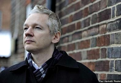 M.I.A. e fundador do WikiLeaks se encontram em Londres