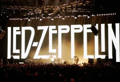 Novo DVD ao vivo do Led Zeppelin será exibido nos cinemas