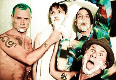 Red Hot Chili Peppers prepara uma série de singles