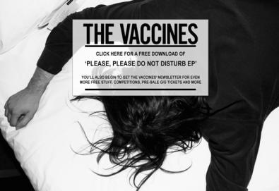 """The Vaccines presenteia os fãs com EP; baixe aqui """"Please, Please Do Not Disturb"""""""