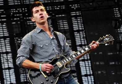 Arctic Monkeys de volta aos palcos