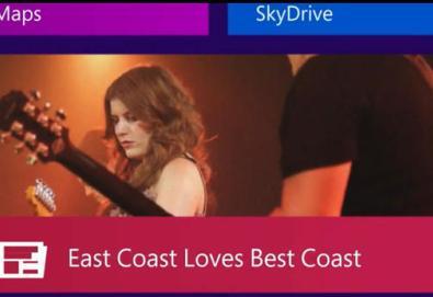 Best Coast aparece em comercial do Windows 8