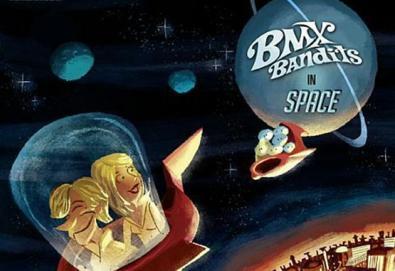 BMX Bandits tem novo disco