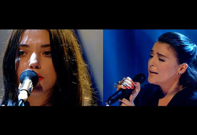 Vídeos: Sharon Van Etten e Jessie Ware no Later... with Jools Holland