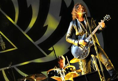 "Soundgarden divulga vídeo de ""Been Away Too Long"""