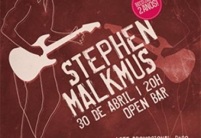 Stephen Malkmus & The Jicks em São Paulo