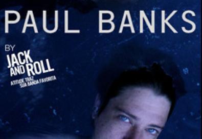 Paul Banks em São Paulo