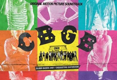 "The Police, Dead Boys, Blondie, Talking Heads, entre outros, na trilha do filme ""CBGB"""