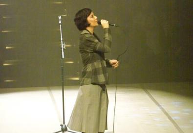 """Fernanda Takai - """"Onde Brilhem os Olhos Seus"""" no Sesc Pompéia"""
