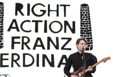 Novo disco do Franz Ferdinand terá participação de Bjorn, do grupo Peter, Bjorn and John