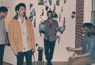 "Vídeo: Local Natives - ""Heavy Feet"""