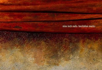 Sangue na capa do novo álbum do Nine Inch Nails