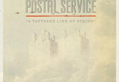 "Ouça nova música do The Postal Service: ""A Tattered Line of String"""
