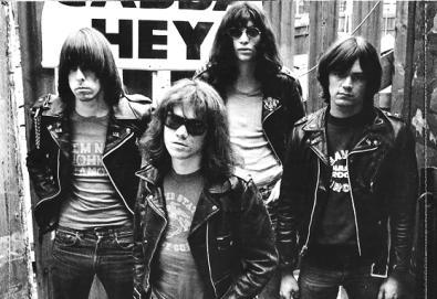 Vida dos Ramones será retratada nos cinemas