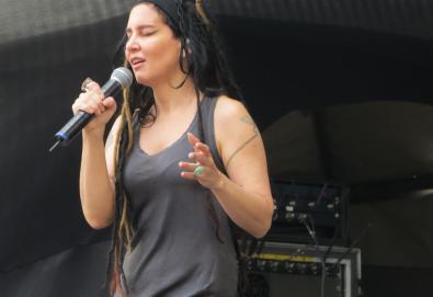 Rebeca Matta no Sesc Belenzinho - 07.06.2013