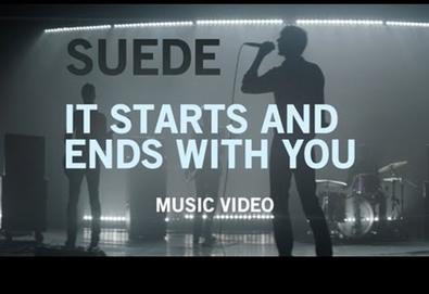 """It Starts And Ends With You"" é novo vídeo do Suede"