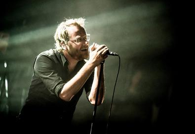 The National recusados pelo Glastonbury Festival