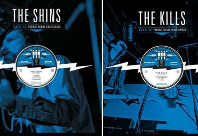 Jack White lançará álbuns ao vivo do The Shins e The Kills