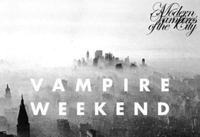 """Vampire Weekend revela capa e tracklist de """"Modern Vampires of the City"""""""