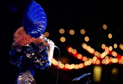 Björk cancela show em São Paulo