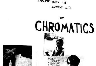 Chrome Rats vs. Basement Rutz