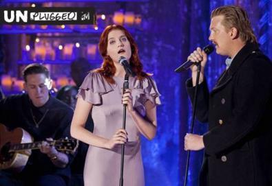 Ouça o dueto entre Florence e Josh Homme gravado no Unplugged MTV