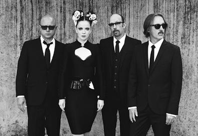 "Garbage divulga capas e tracklist de ""Not Your Kind Of People"""