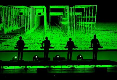 Kraftwerk lança box set em edição limitada
