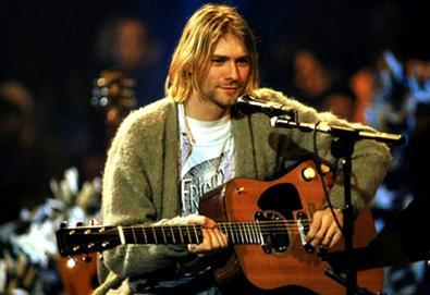 Kurt Cobain gravou álbum solo antes de morrer