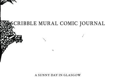 Scribble Mural Comic Journal