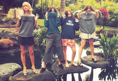 Haim em turnê com Taylor Swift