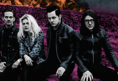 The Dead Weather anuncia novo álbum - 'Dodge & Burn'