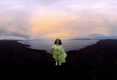 """Björk lança vídeo interativo da música """"Stonemilker"""" no formato 360°"""